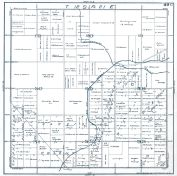 Sheet 40c - Township 12 S., Range 21 E., Fresno County 1923